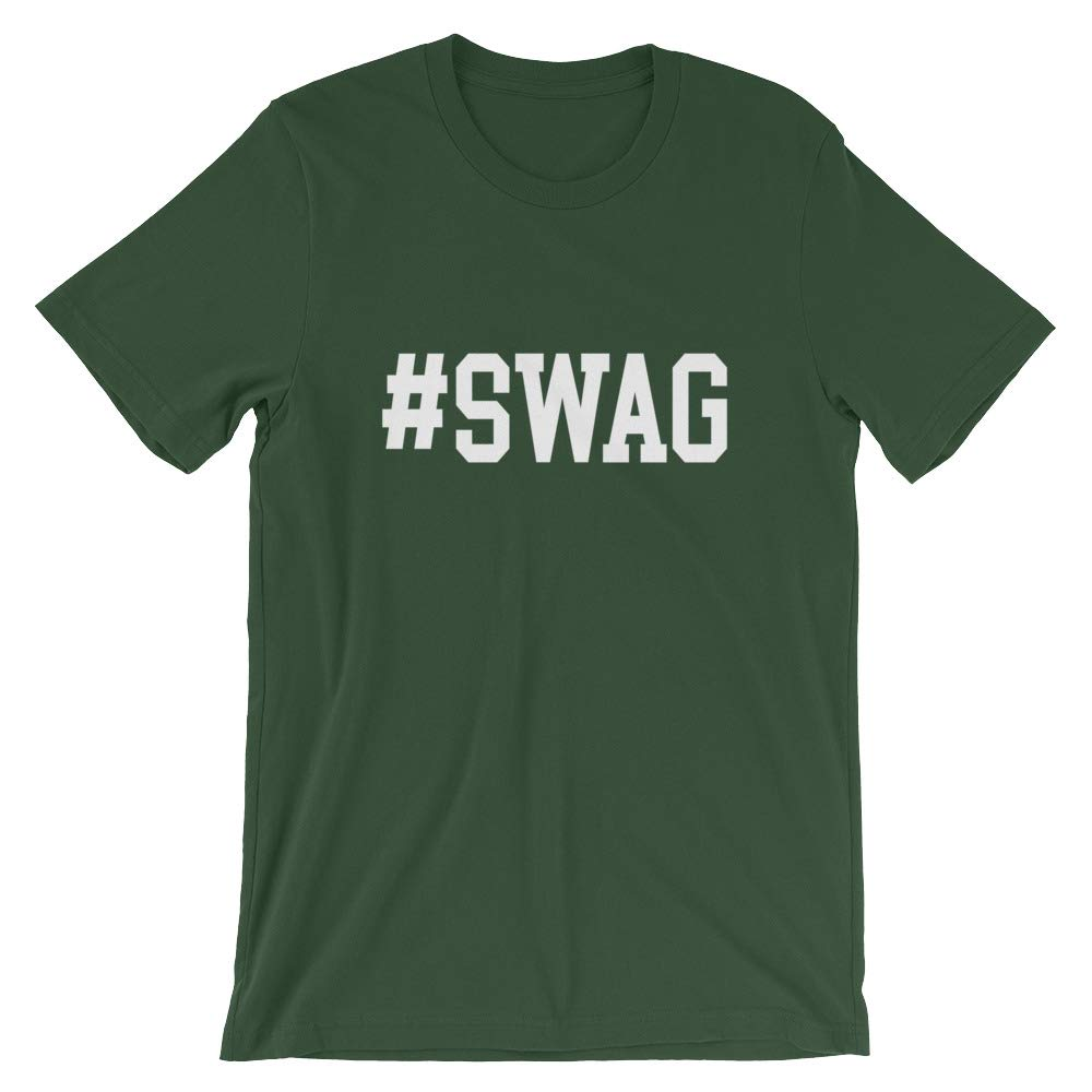 Tee Short-Sleeve Unisex T-Shirt Funny Swag Quotablee Swag Shirt Gift Street Hip Hop Cool Shirt Hashtag