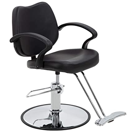 Used Salon Chairs >> Hair Salon Chair Styling Heavy Duty Hydraulic Pump Barber Chair Beauty Shampoo Barbering Chair For Hair Stylist Women Man