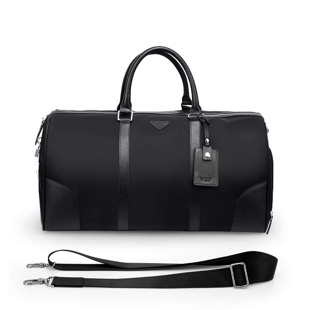 ゴルフカートバッグ、ナイロン abric、Fupper 収納袋、自立型靴袋、フェアウェイゴルフスタンドバッグ B07PV954XX Black
