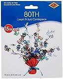 Beistle 50818-80 80-Inch Gleam N Burst Centerpiece, 15-Inch