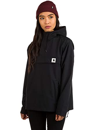 Carhartt WIP W Nimbus Jacket Supplex Black