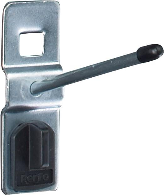 5x Bott PL-Doppelhaken L 100 mm