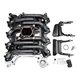 99 ford crown victoria intake - Intake Manifold w/ Gasket Thermostat O-Rings for Ford Lincoln Mercury 4.6L