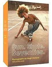 Sun. Skate. Seventies.: 100 Postcards
