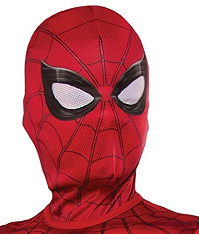 Rubie's Costume Spider-Man Homecoming Hoodie - Authentic Spider Man Costume Accessories