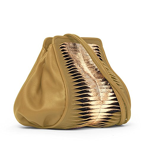 Honey Borsa Gold A Gretchen Yellow Donna Spalla Giallo PwXXqC