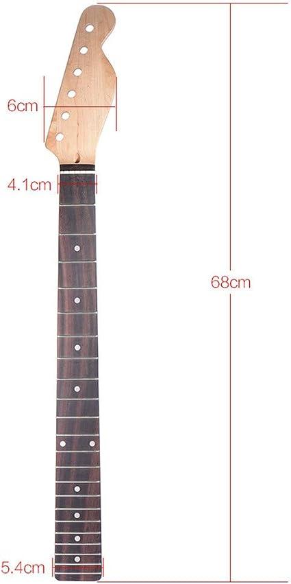 Etbotu para teclado Fender ST TL Maple guitarra eléctrica recambio ...