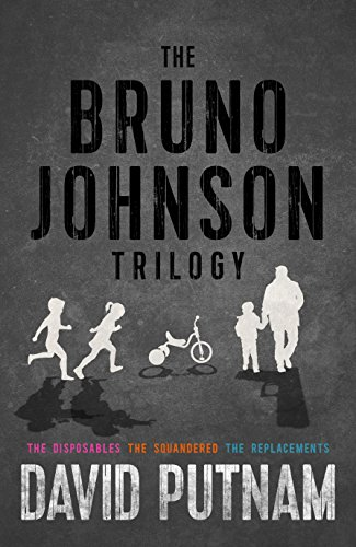 The Bruno Johnson Trilogy (A Bruno Johnson Thriller, Books 1-3) cover