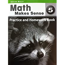math makes sense 5 Practice and Homework Book