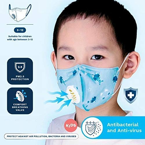 face mask virus kids
