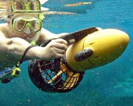 Amazon.com: La mejor 300 W mar scooter/Submarina Buceo ...