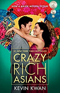 Book Cover: Crazy Rich Asians