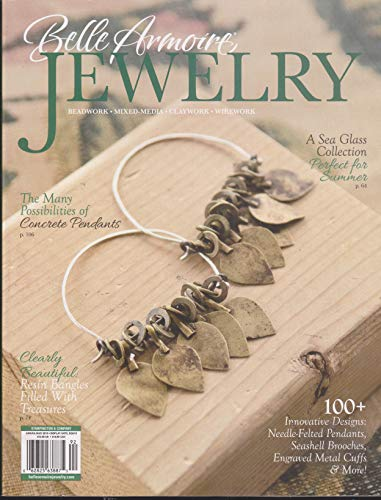 Belle Armoire Jewelry Magazine June July August - Jewelry Armoire Belle