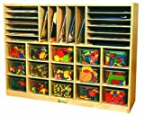 A+ Childsupply Multi-Section Storage Cabinet