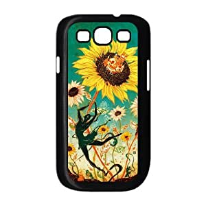 Popular Sunflower New Style Durable galaxy S3 I9300 case