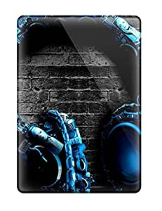 New Arrival Cover Case With Nice Design For Ipad Air- Music Art