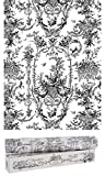 Scentennials Vintage Toile Gray (12 Sheets) Scented