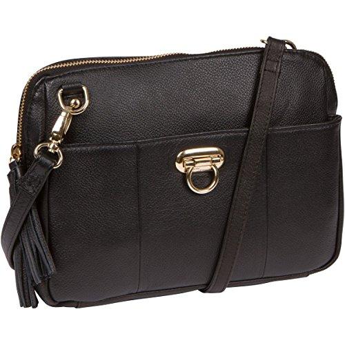 Genuine Leather Crossbody Handbags Women