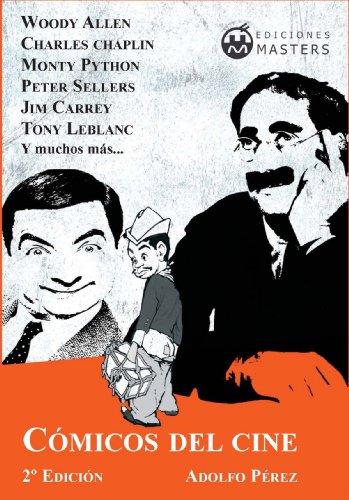 Descargar Libro Cómicos Del Cine Adolfo Pérez Agustí