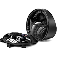 Orbit Concepts DELOOP AUDIOPHILE Premium Ballistic Nylon Bag for Extra Large Over-Ear Headphones, Accessories and Amplifiers, Fits all Sennheiser, Audio Technica, AKG, Beyerdynamic, Grado and more