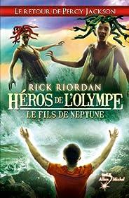 Héros de l'Olympe - tome 2 : Le Fils de Neptune (Wiz) (French Edit