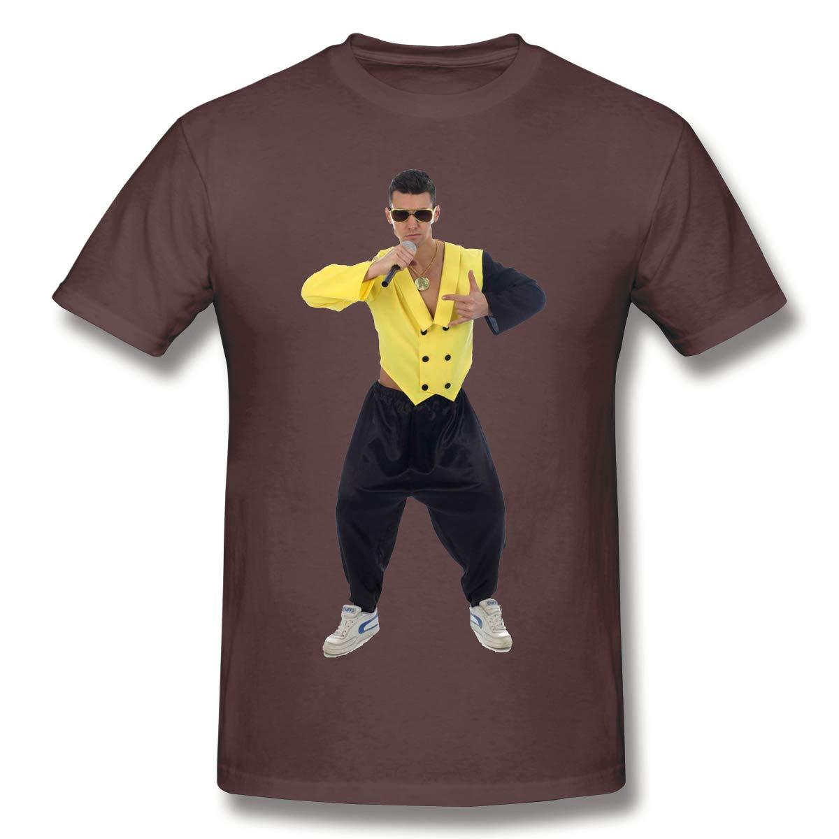 Mc Hammer Particular Short Sleeve Gray Shirts