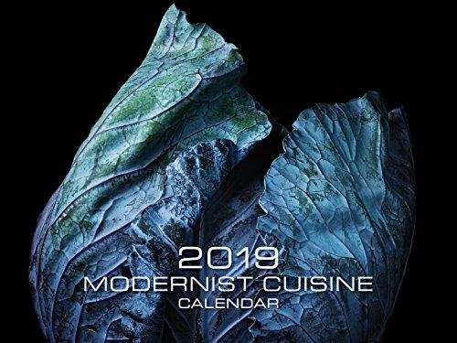 Modernist Cuisine 2019 Wall Calendar by Nathan Myhrvold