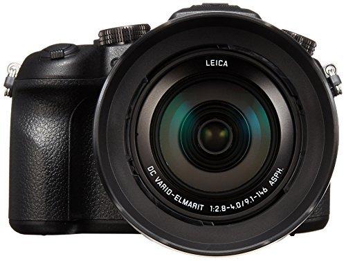 Panasonic LUMIX DMC-FZ1000 Digital Camera - International Version (No Warranty)