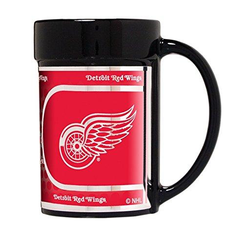 Detroit Red Wings Mug, Red Wings Mug, Red Wings Mugs