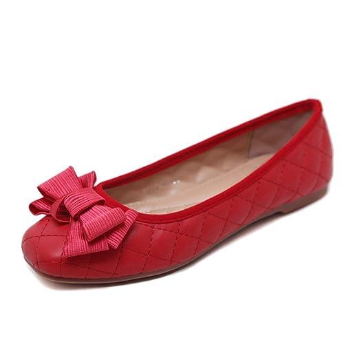 Mocasines para Mujer, Mocasines Zapatos Planas Cómodos Slip-On: Amazon.es: Zapatos y complementos