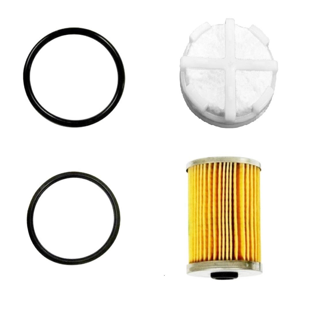35-892665 18-7977 35-866171A01 35-8M0093688 A.A Fuel Filter Kit for MerCruiser Engines with Gen III Fuel Cooler