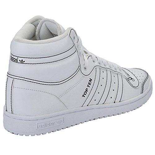 Alte Ten Bianco Uomo Hi adidas Sneaker Top xzwPnqpaTI