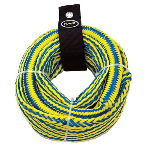 (Rave 1-4 Rider Bungee Tube Tow Rope (Renewed))