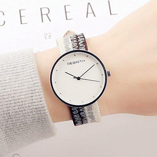 HL-PYL Corea del Estilo Simple Reloj Deportivo,Un: Amazon.es ...