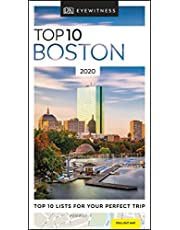 DK Eyewitness Top 10 Boston (2020)