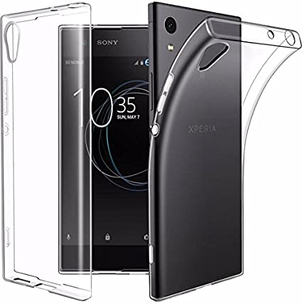 size 40 ce4b1 ccf05 LOFAD CASE Back Cover for Sony Xperia R1 Plus (Transparent)