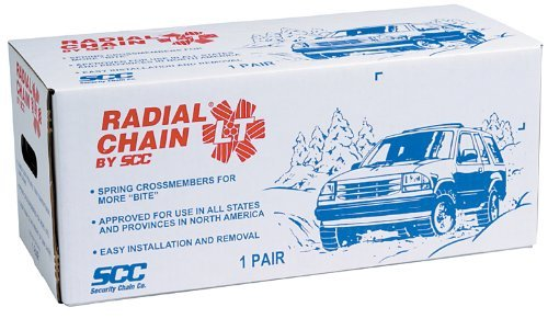 Security Chain Company TC2212MM Radial Chain LT Cable Tire Traction Chain for Light Trucks - Set of 2 by Security Chain (Image #2)