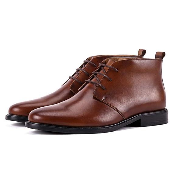 Bottes Cuir Pour Hommes Chaussures DAN Hommes En Pour Martin tsQrChd