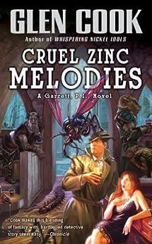 Cruel Zinc Melodies Garrett P I ebook product image