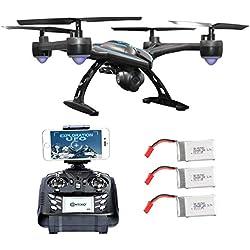 Contixo F5 WiFi FPV Quadcopter Drone