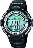 Image of Casio Men's SGW100-1V Twin Sensor Digital Black Watch