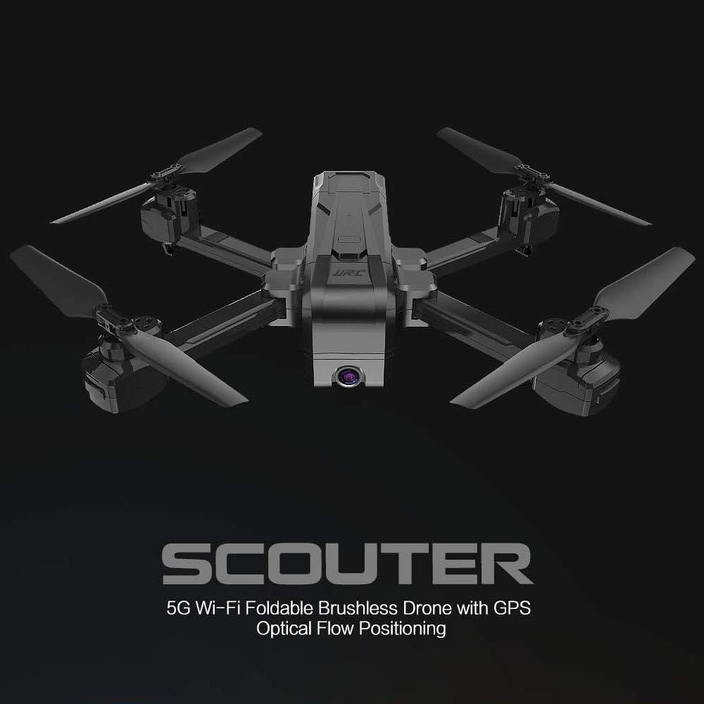 DishyKooker JJ-RC H73 1080P 5G WiFi RC Drone RTF con Punto de ...