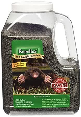 Mole/Gopher Repellent, 7 lb.