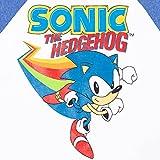 SEGA Sonic The Hedgehog Toddler Boys Long Sleeve
