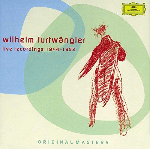 Wilhelm Furtwängler: Live Recordings 1944-1953 by Deutsche Grammophon