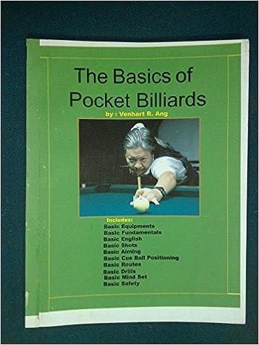 The Basics of Pocket Billiards