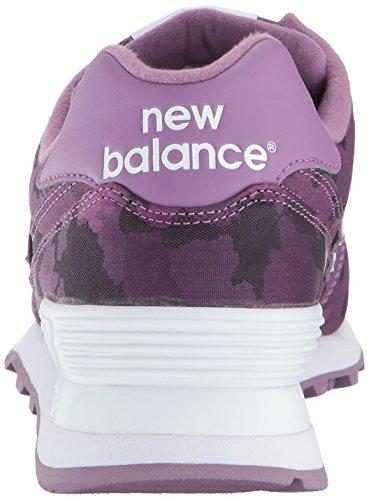 Purple Donna Balance kite Viola white New 574 Sneaker g4YtwnUqU
