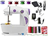 Vivir® Ming H Mini Multi Functional Sewing Machine For Home (With Sewing Kit)