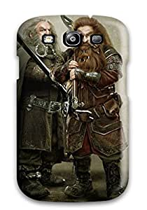 Faddish Phone The Hobbit 9 Case For Galaxy S3 / Perfect Case Cover