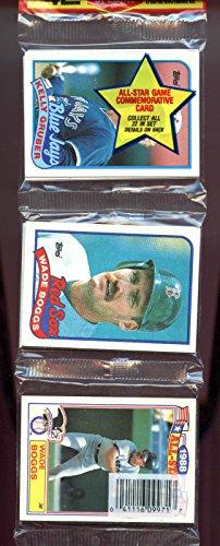1989 Fleer Baseball Rack - 6